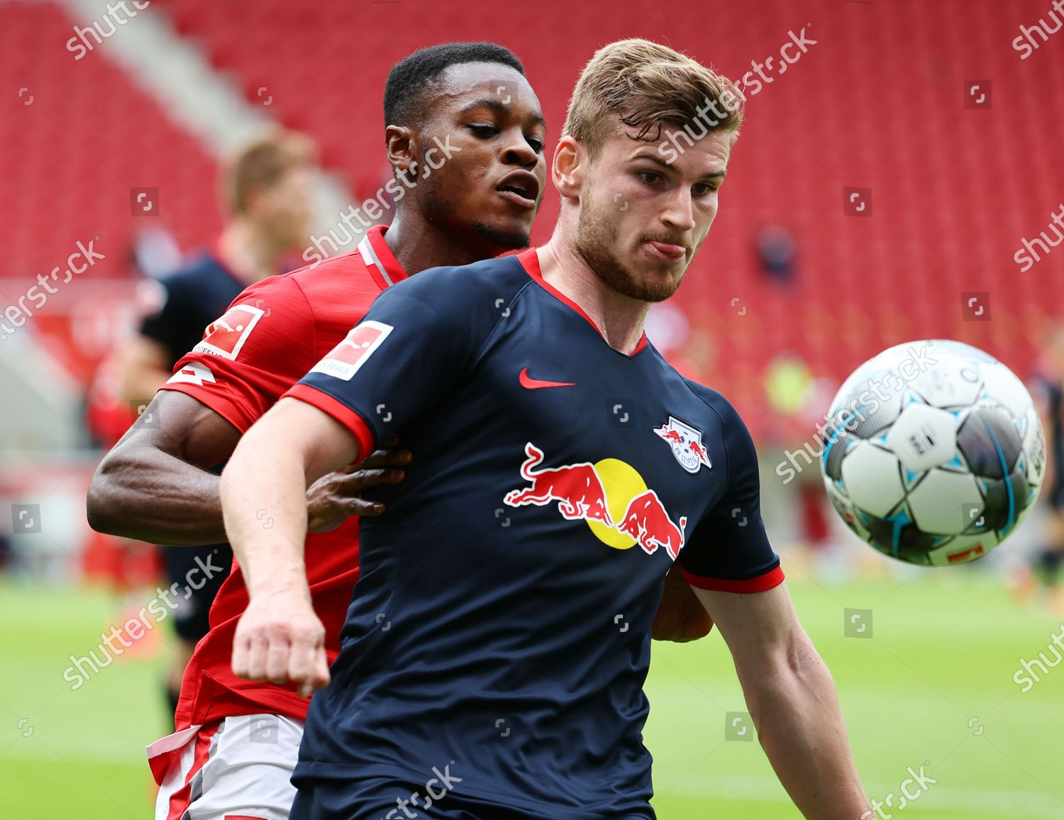 Rb Leipzigs Timo Werner Front Action 1 Editorial Stock Photo Stock Image Shutterstock