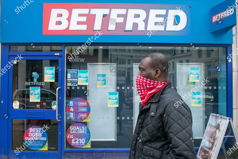 betfred betting shops london