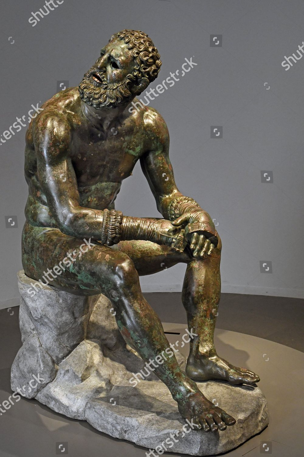 Boxer Palazzo Massimo Massimo Palace One Headquarters Editorial Stock Photo Stock Image Shutterstock