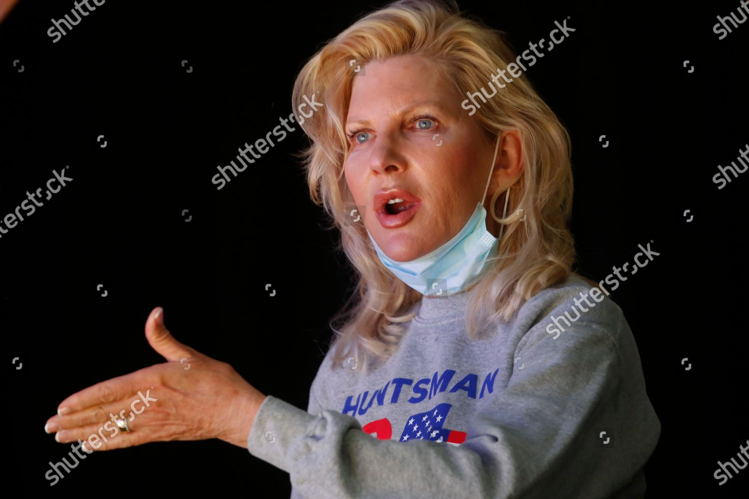 Stock photo of Virus Outbreak Huntsman, Salt Lake City, United States - 20 May 2020