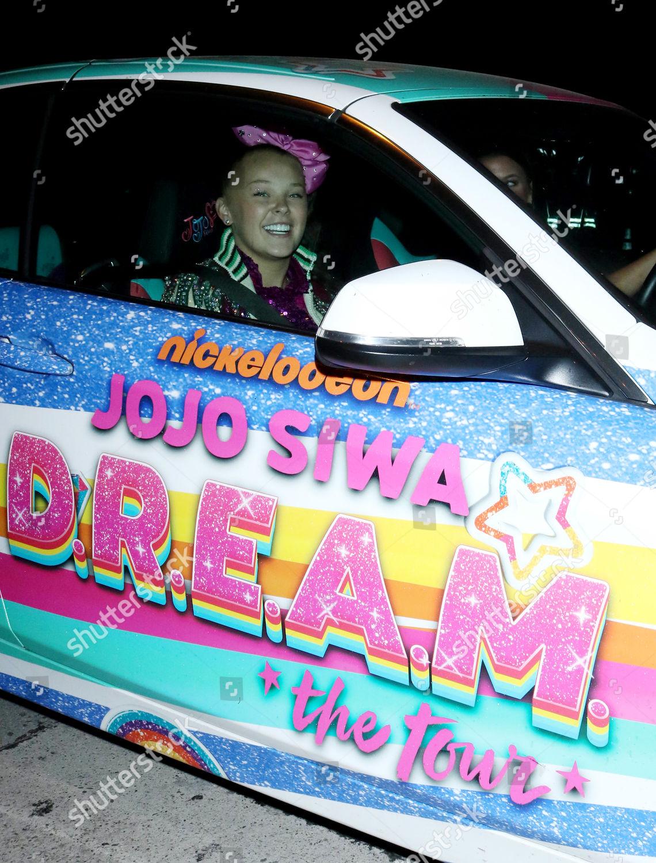 Jojo Siwa Editorial Stock Photo Stock Image Shutterstock
