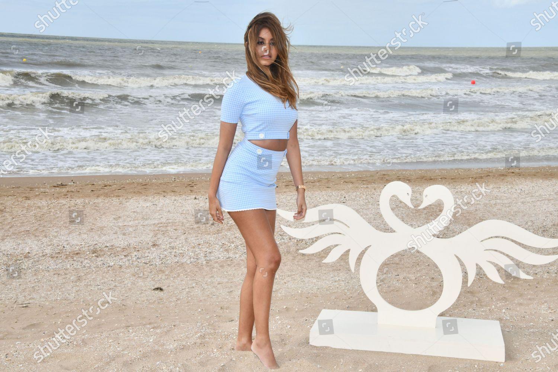 Beach zahia dehar NY Daily