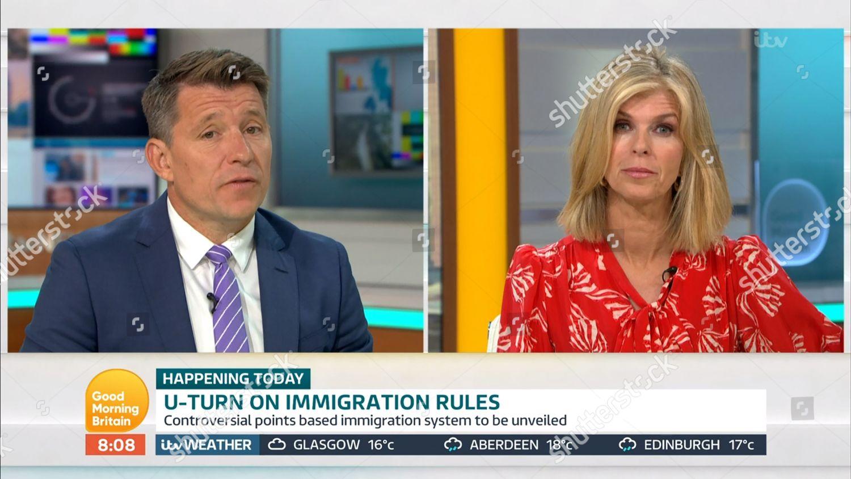 Photo libre de droits de 'Good Morning Britain' TV Show, London, UK - 13 Jul 2020