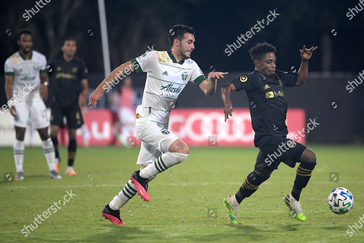 Los Angeles Fc Forward Latif Blessing Right Editorial Stock Photo Stock Image Shutterstock