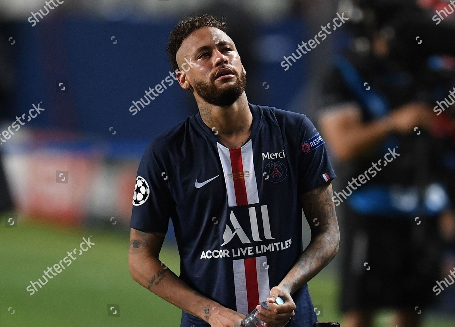Neymar Psg After Uefa Champions League Final Editorial Stock Photo Stock Image Shutterstock