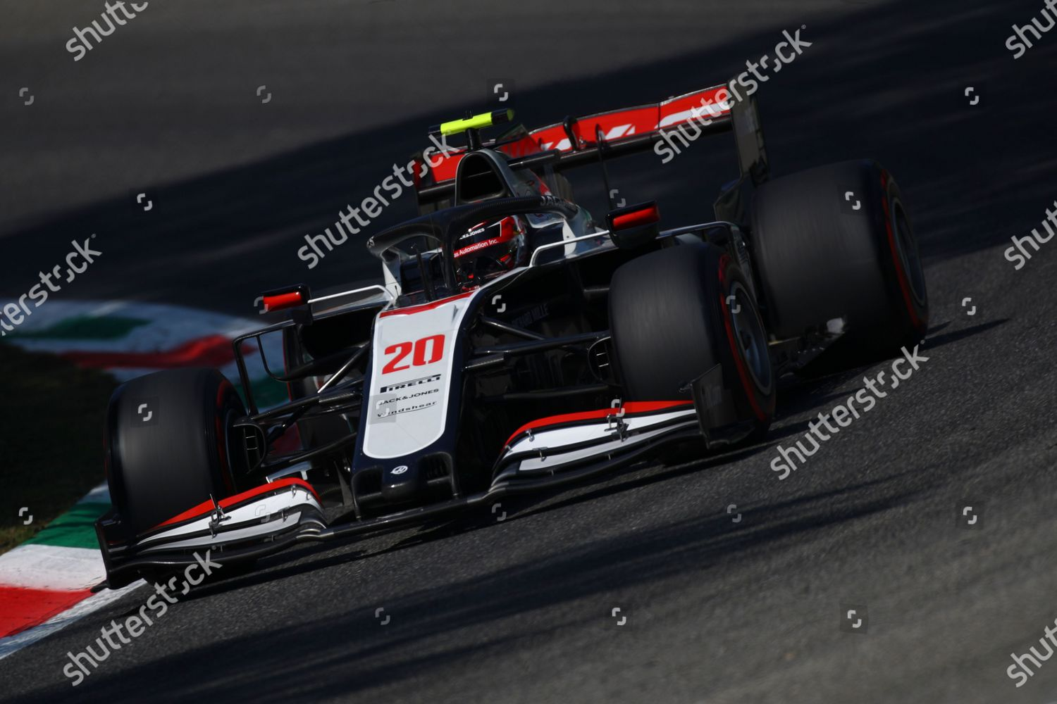 Danish Formula One Driver Kevin Magnussen Haas Editorial Stock Photo Stock Image Shutterstock