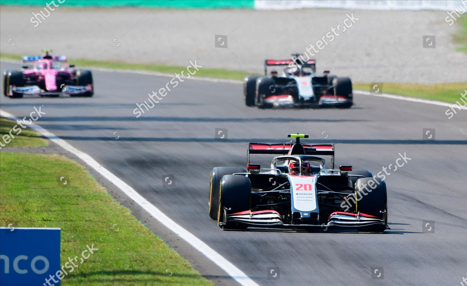 Danish Formula One Driver Kevin Magnussen Front Editorial Stock Photo Stock Image Shutterstock