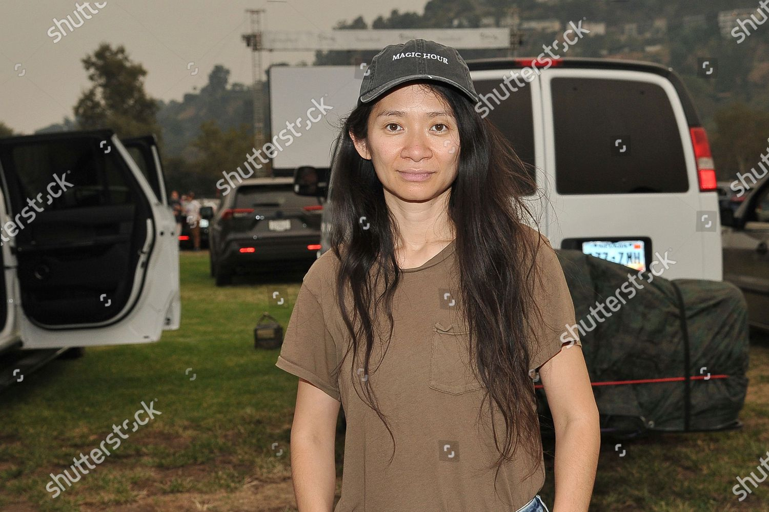 Chloe Zhao Attends Telluride Los Angeles Drivein Editorial Stock Photo Stock Image Shutterstock