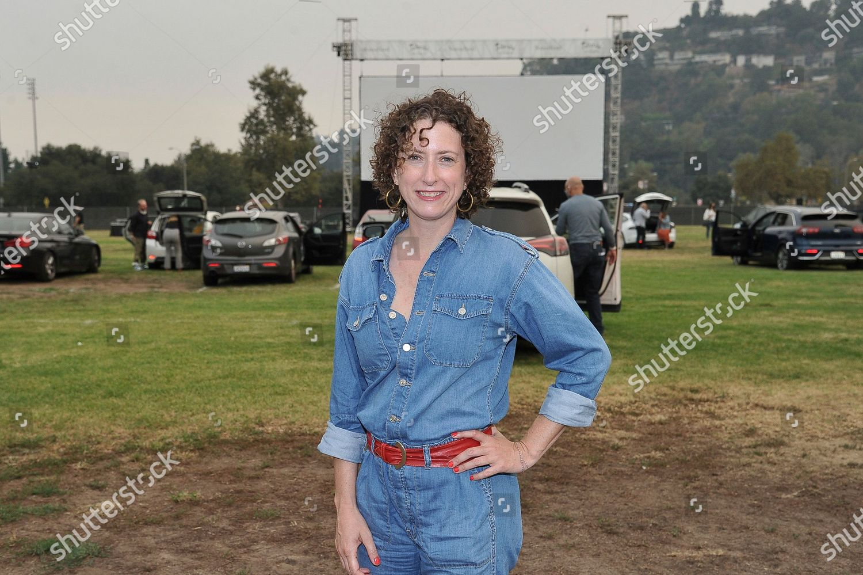 Jessica Bruder Attends Telluride Los Angeles Drivein Editorial Stock Photo Stock Image Shutterstock