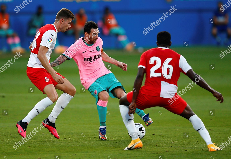 Fc Barcelona Forward Leo Messi C Action Editorial Stock Photo Stock Image Shutterstock