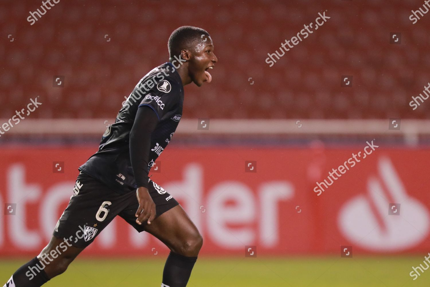 Moises Isaac Caicedo Independiente Del Valle Celebrates Editorial Stock Photo Stock Image Shutterstock