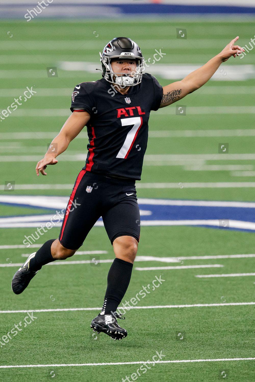 Atlanta Falcons Kicker Younghoe Koo 7 Directs Editorial Stock Photo Stock Image Shutterstock