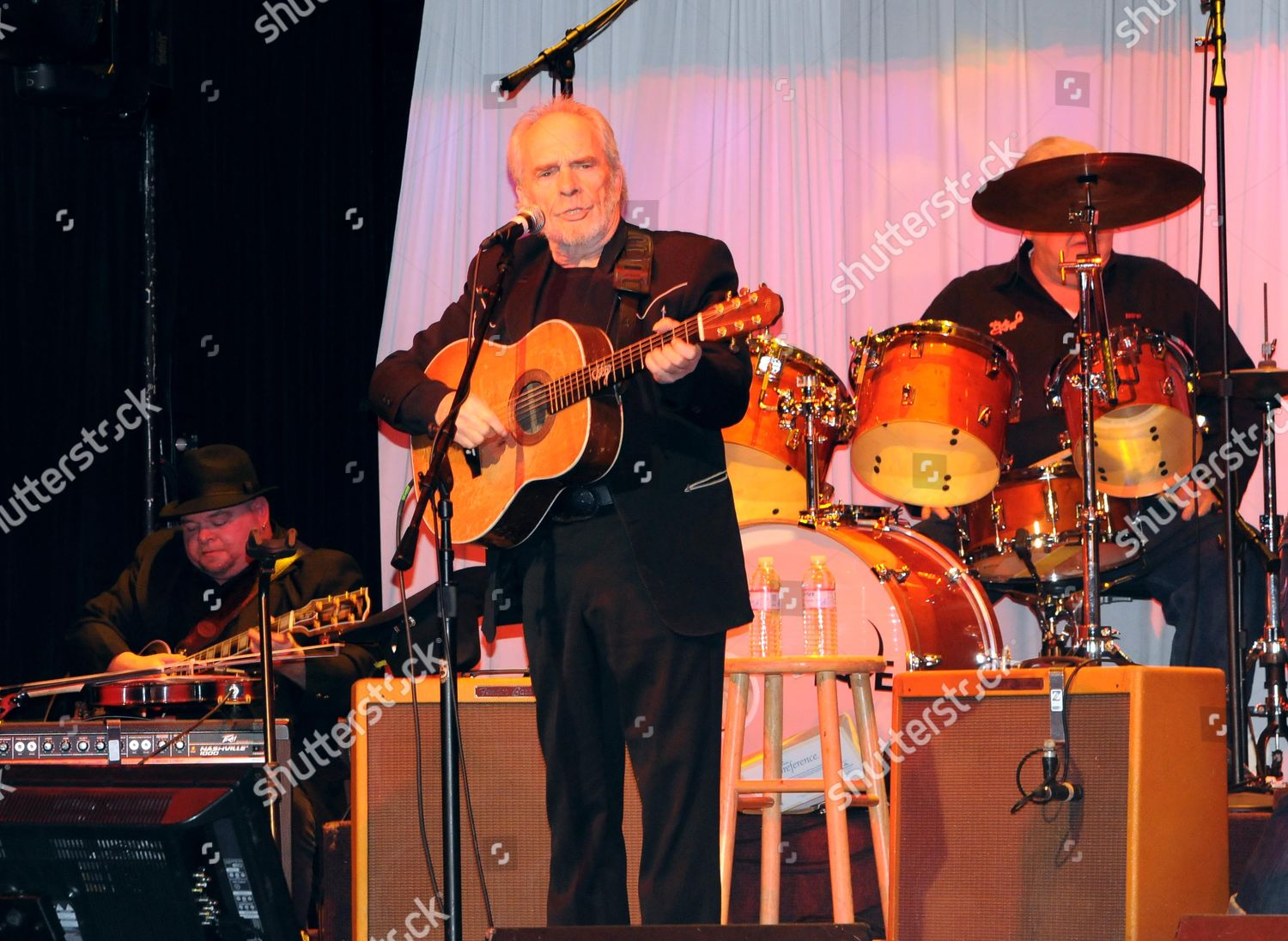 Merle Haggard Editorial Stock Photo - Stock Image | Shutterstock