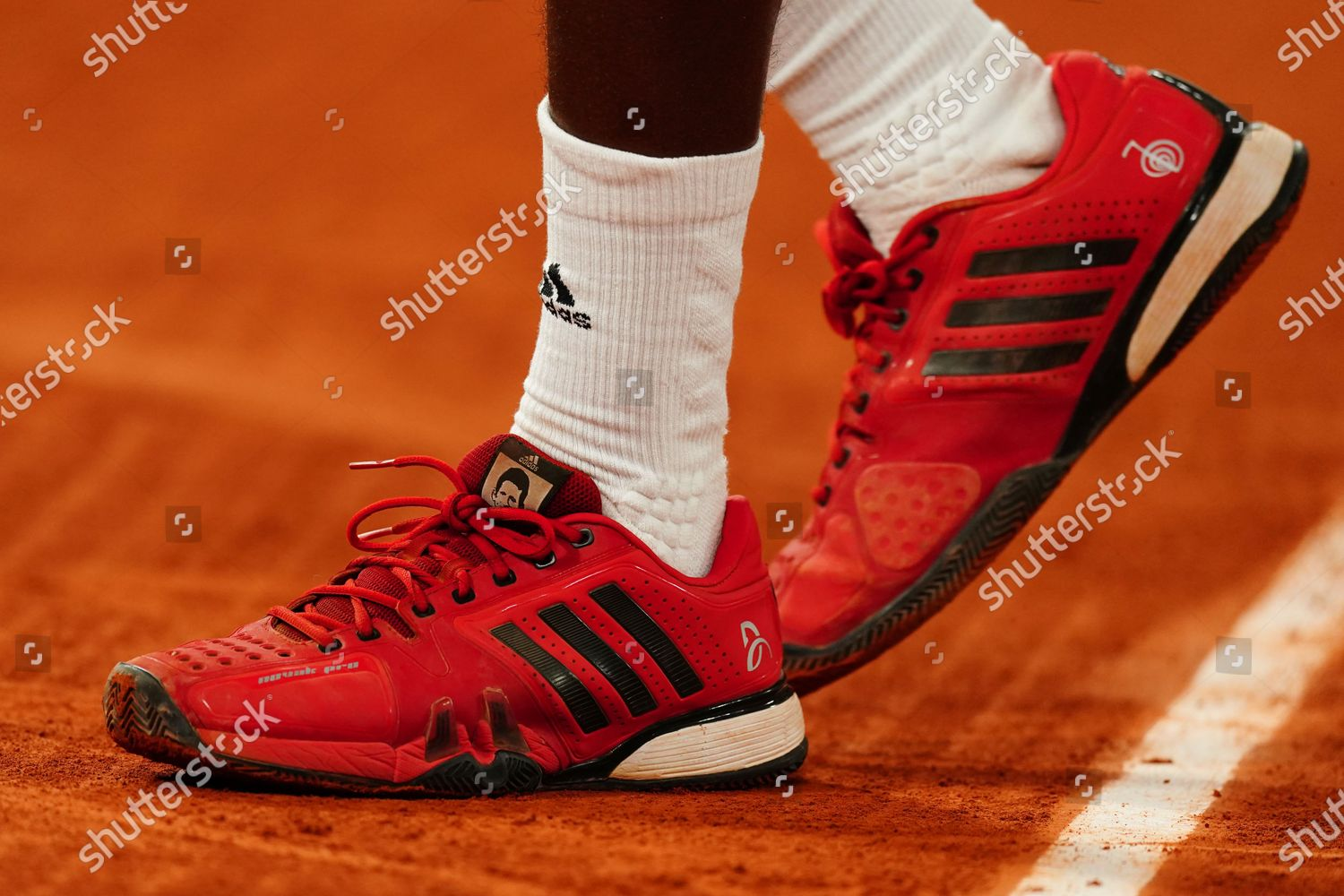 Mikael Ymer Wearing Djokovic Branded Tennis Shoes Editorial Stock Photo Stock Image Shutterstock