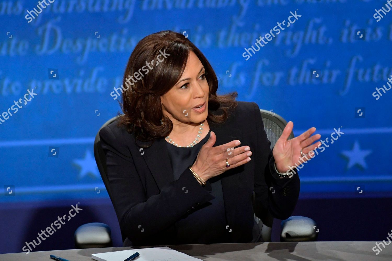 United States Senator Kamala Harris Democrat California Editorial Stock Photo Stock Image Shutterstock