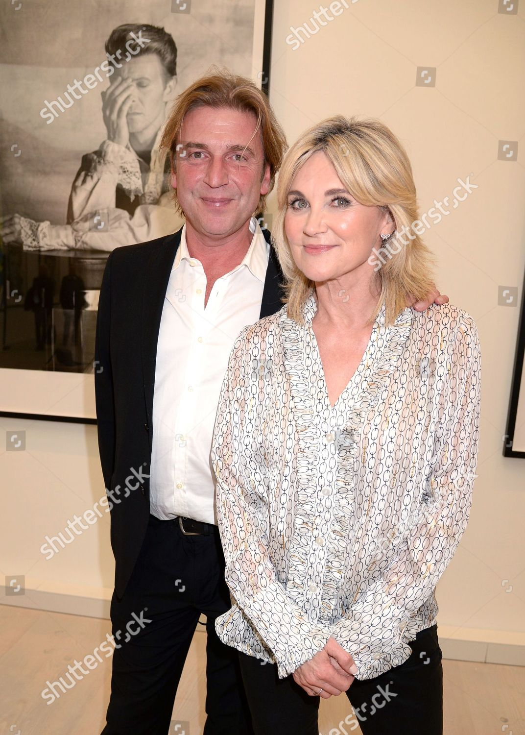 Mark Armstrong Anthea Turner Editorial Stock Photo Stock Image Shutterstock