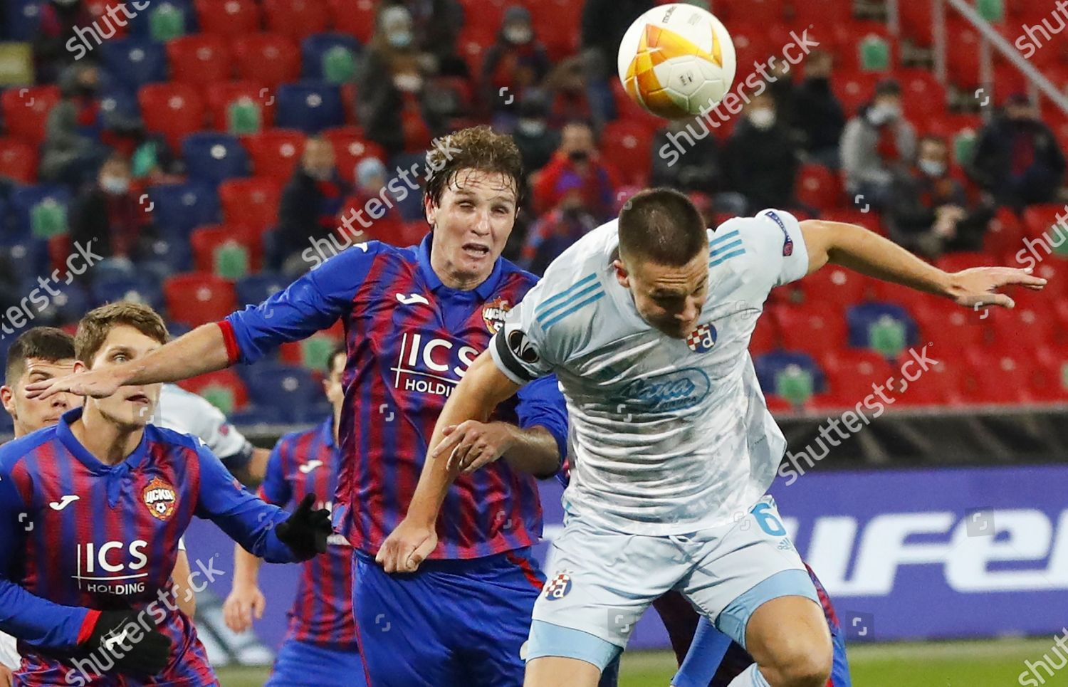 Rasmus Lauritsen R Zagreb Action Against Mario Editorial Stock Photo Stock Image Shutterstock