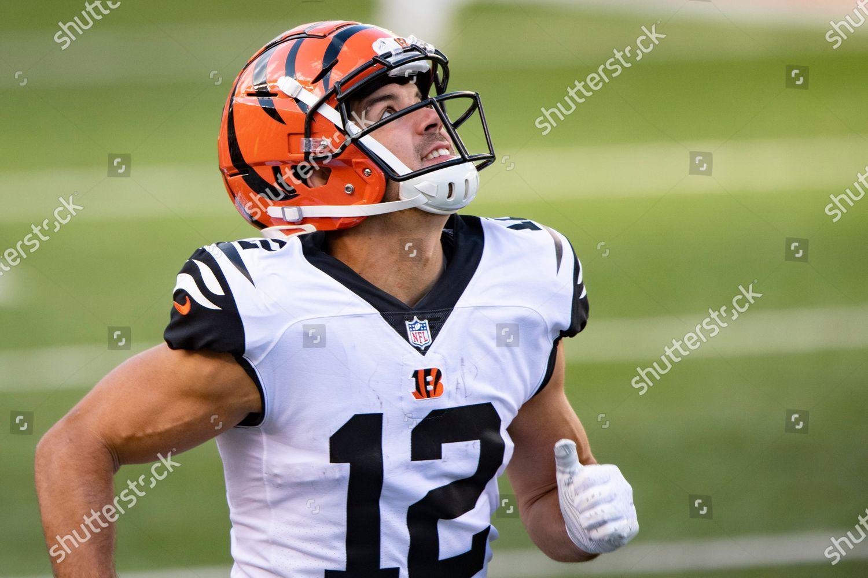 Cincinnati Bengals wide receiver Alex Erickson 12 Editorial Stock ...