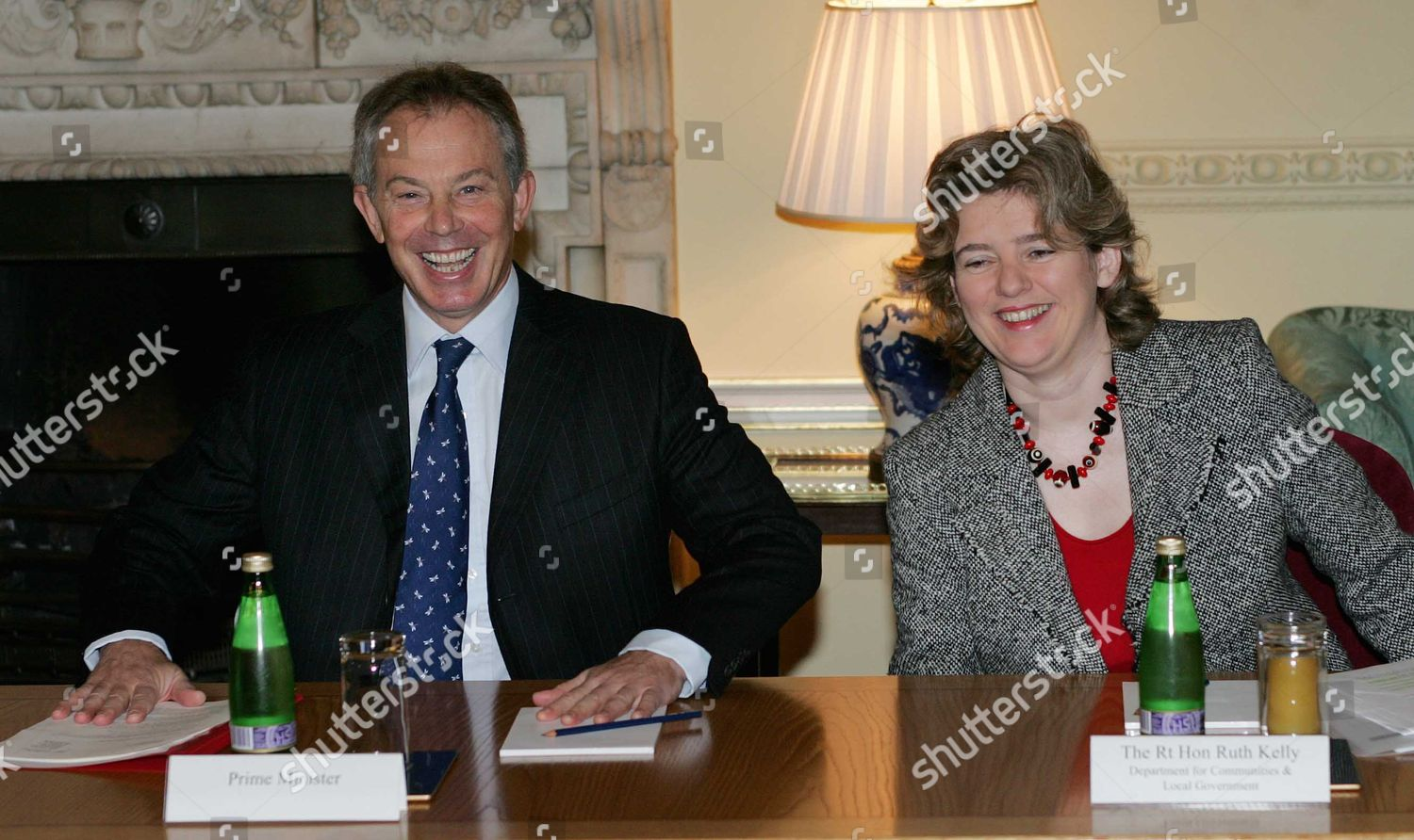Prime Minister Tony Blair Ruth Kelly Communities Editorial