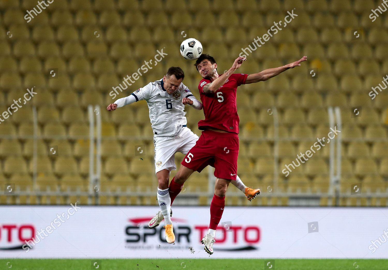 ไฮไลท์ฟุตบอล เนชั่น ลีก ตุรกี - รัสเซีย