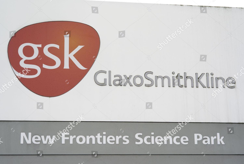 GlaxoSmithKline sign Editorial...