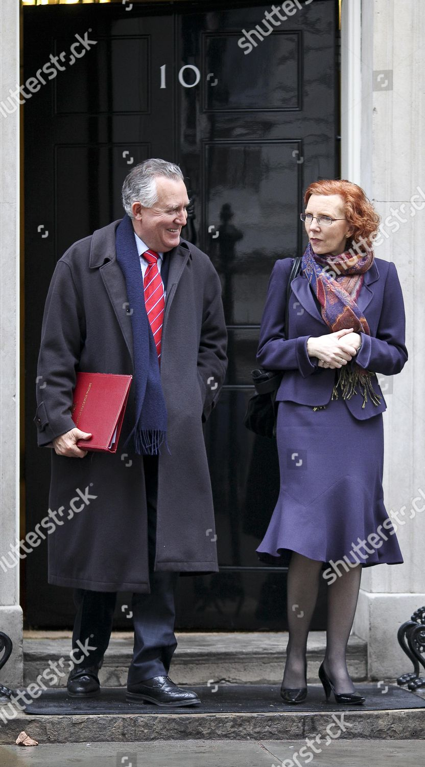 Janet Hain peter hain mp baroness janet royall editorial stock photo