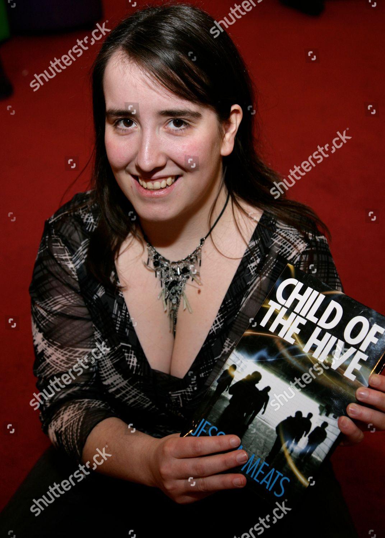 Photo libre de droits de 'Child Of The Hive' Jessica Meats Book Promotion, Waterstones, Reading, Britain - 13 Feb 2010