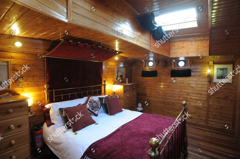 Beautiful Wooden Bedroom Editorial Stock Photo Stock Image Shutterstock