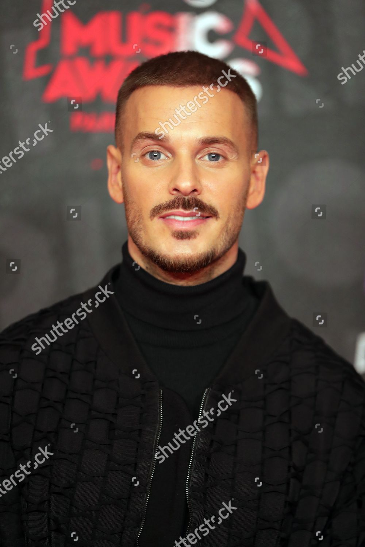 Stock photo of Exclusive - NRJ Music Awards ceremony, Arrivals, Paris, France - 05 Dec 2020