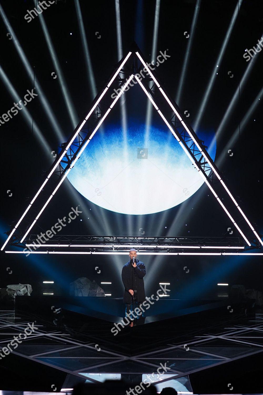 Stock photo of Exclusive - NRJ Music Awards ceremony, Show, Paris, France - 05 Dec 2020