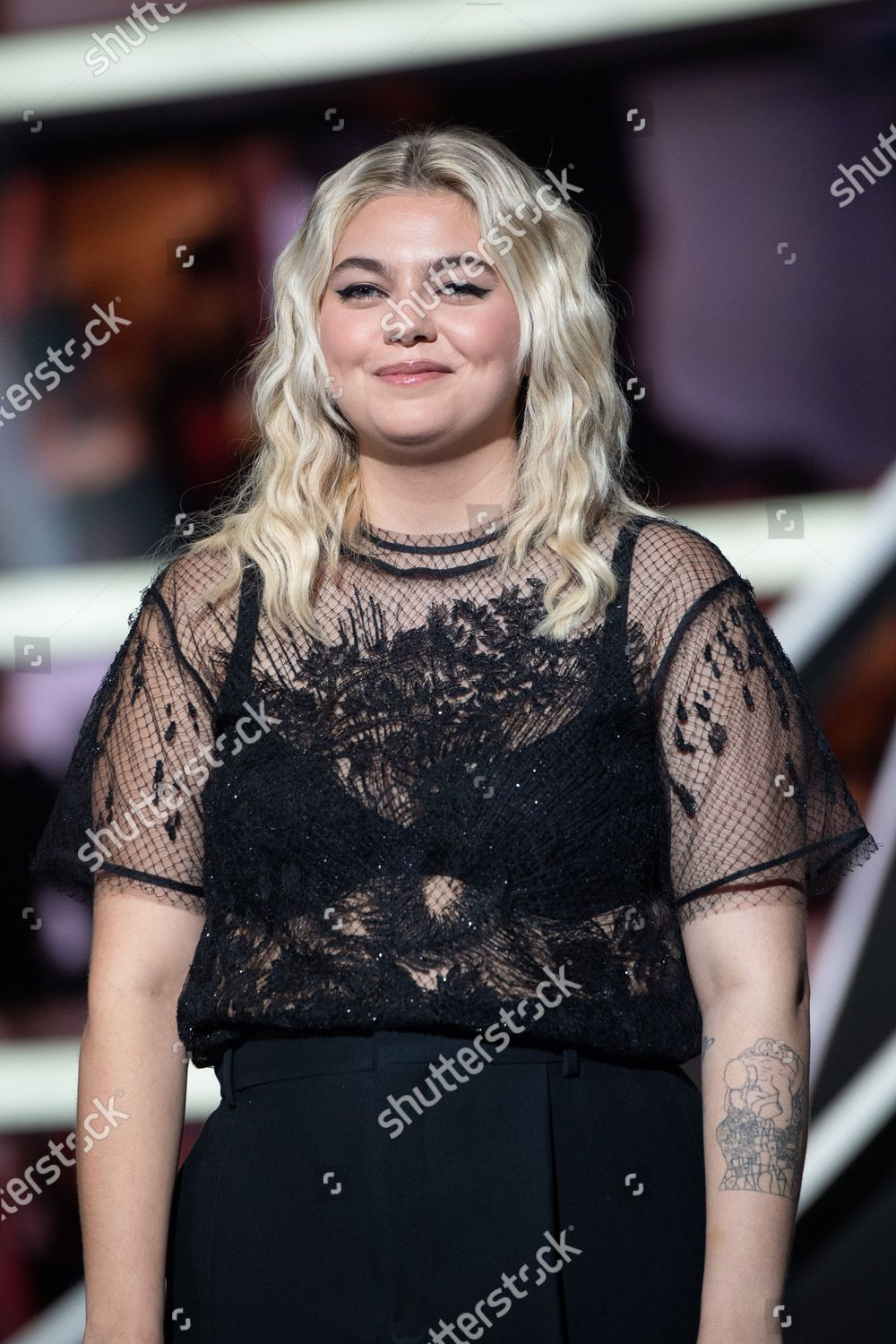 Exclusive Louane Editorial Stock Photo Stock Image Shutterstock
