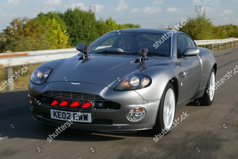 James Bond S New Aston Martin Vanquish Editorial Stock Photo Stock Image Shutterstock