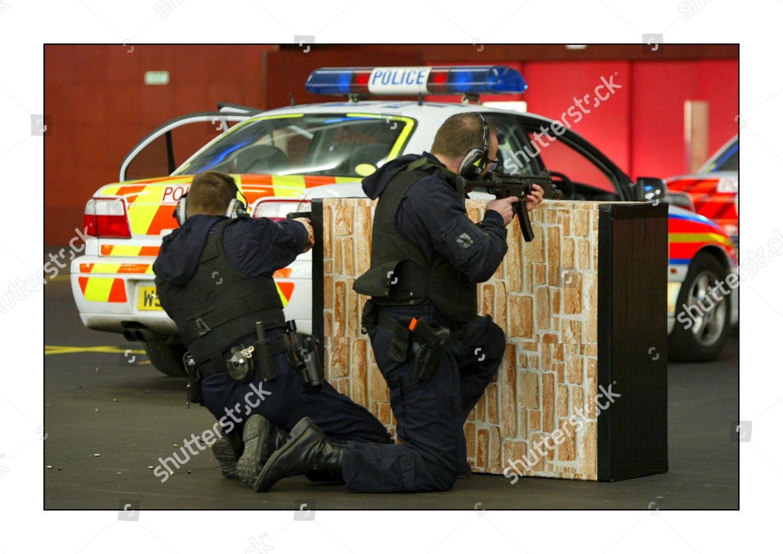 New Metropolitan Police Specialist Training Centre Firearms