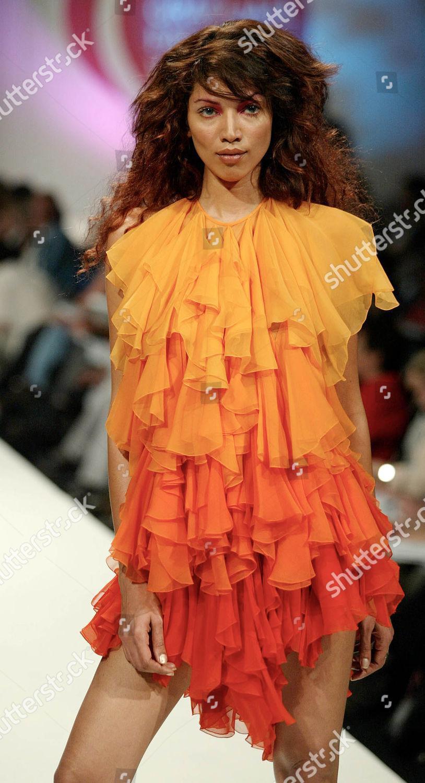 London College Fashion Graduate Fashion Week Picture Editorial Stock Photo Stock Image Shutterstock