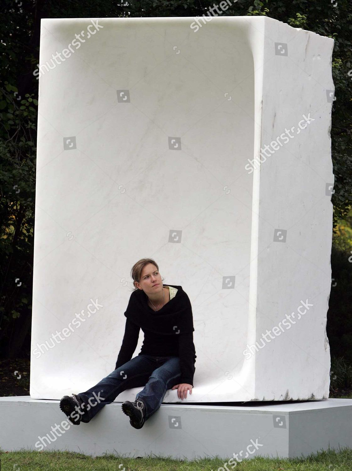 Frieze Art Exhibition 2005 Regents Park London Editorial Stock Photo Stock Image Shutterstock