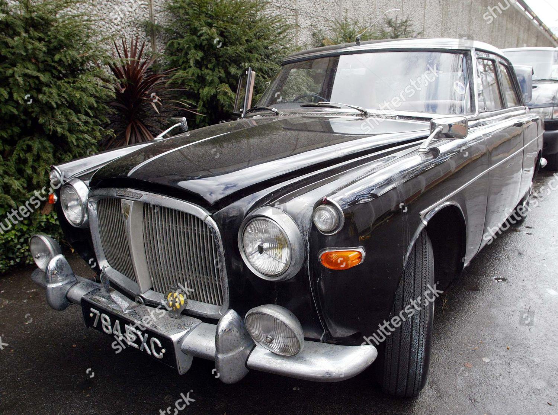 1962 Rover P5 3litre 4door Saloon Being Editorial Stock Photo Stock Image Shutterstock