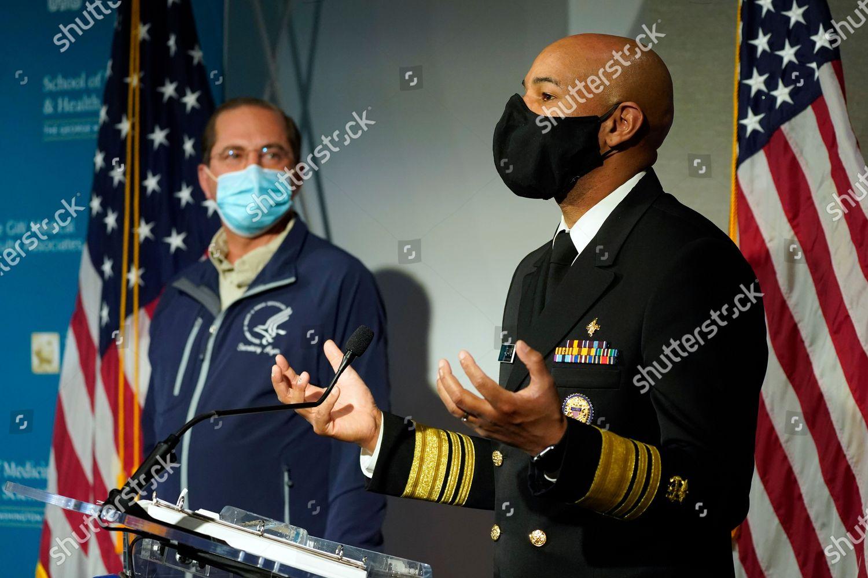 Us Surgeon General Dr Jerome Adams Speaks Editorial Stock Photo Stock Image Shutterstock