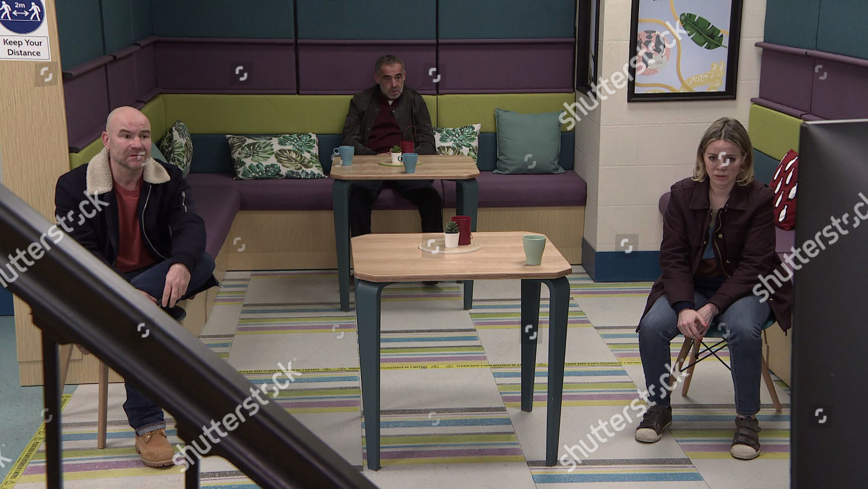 Stock photo of 'Coronation Street' TV Show, UK - Dec 2020