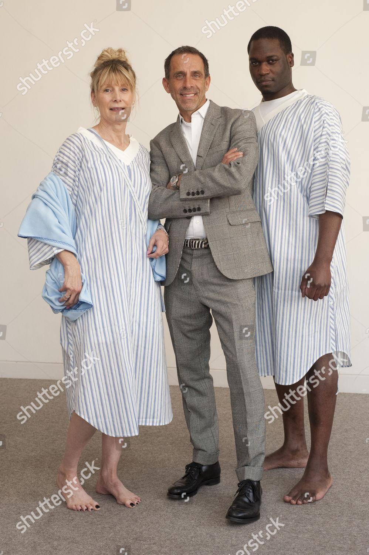 Designer Ben De Lisi New Hospital Patient Editorial Stock Photo Stock Image Shutterstock