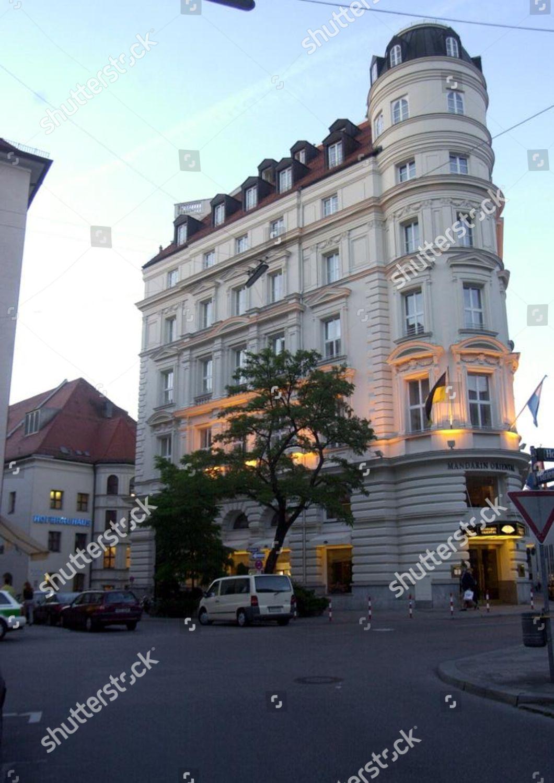 Conception innovante 97973 3cdd7 Picture Shows Mandarin Oriental Hotel Munich Germany ...