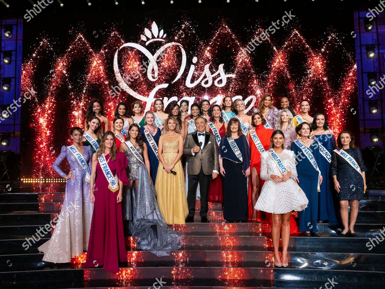 Stock photo of Exclusive - Miss France 2021, Puy Du Fou, France - 19 Dec 2020