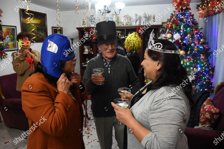 Mexico Christmas 2021 Mexico City Mexico January 1 Julio Suarez Editorial Stock Photo Stock Image Shutterstock