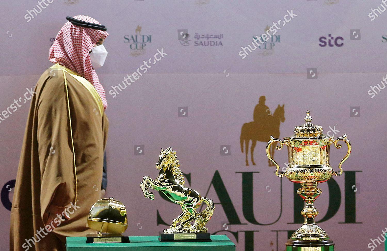 Stock photo of Saudi Cup, Riyadh, Saudi Arabia - 20 Feb 2021