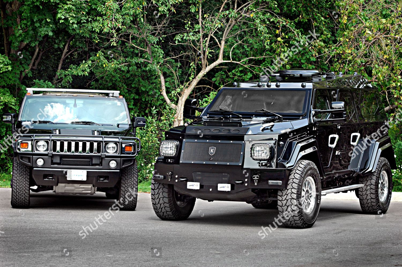 Hummer H9 Knight XV Editorial Stock Photo - Stock Image ... | knight xv vs hummer h2