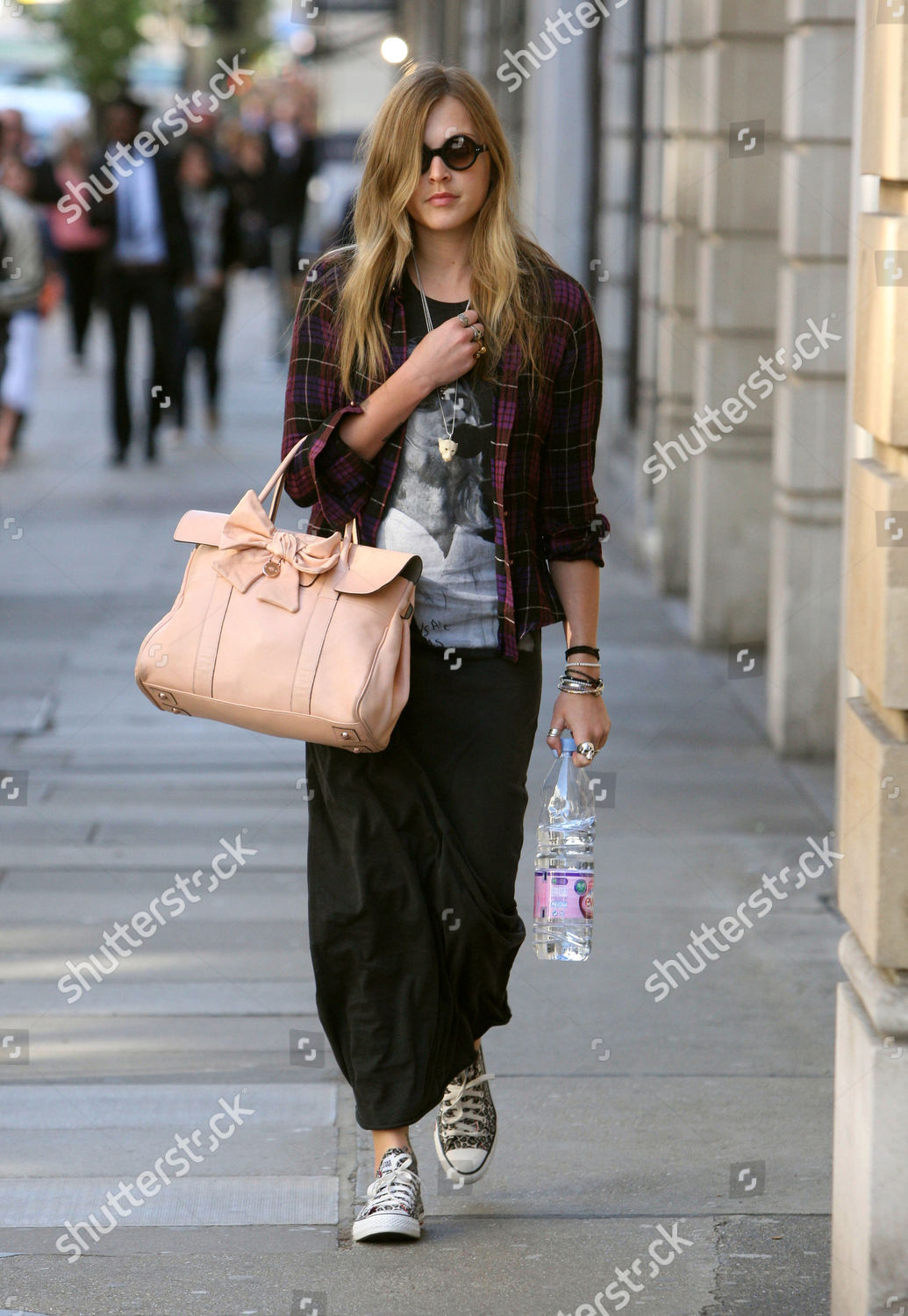 aliexpress low cost united states Fearne Cotton arriving Editorial Stock Photo - Stock Image ...