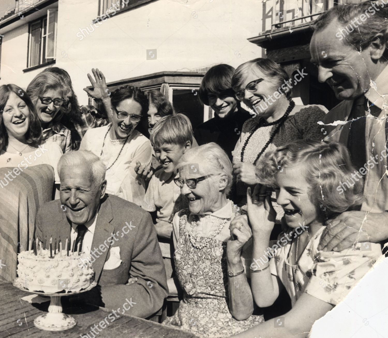 Aircraft Designer Sir Barnes Wallis died Oct Editorial Stock