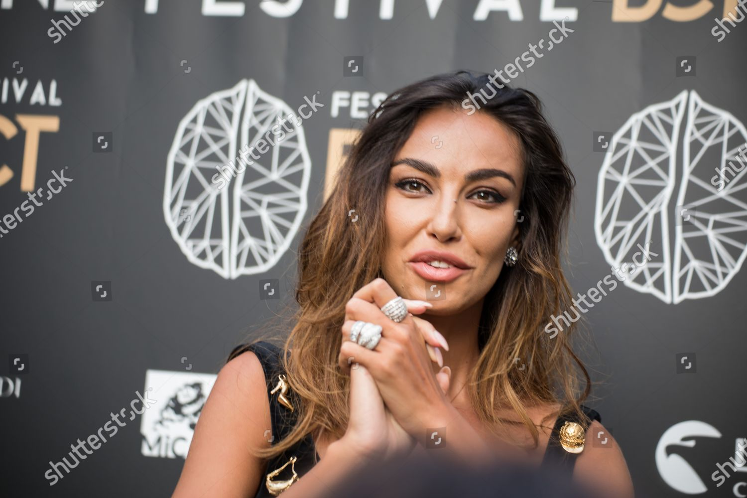 Stock photo of BCT National Film and Television Festival, Benevento, Italy - 22 Jun 2021