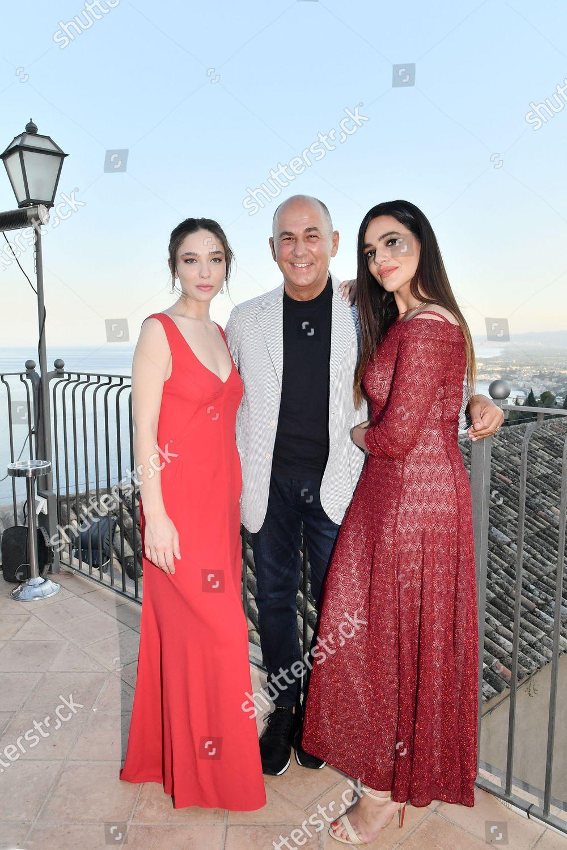 Stock photo of 67th Taormina Film Fest, Taormina, Italy - 03 Jul 2021