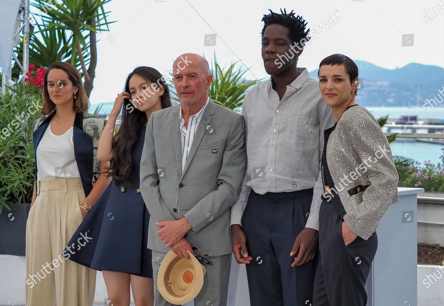 Stock photo of 'Les Olympiades' photocall, 74th Cannes Film Festival, France - 15 Jul 2021