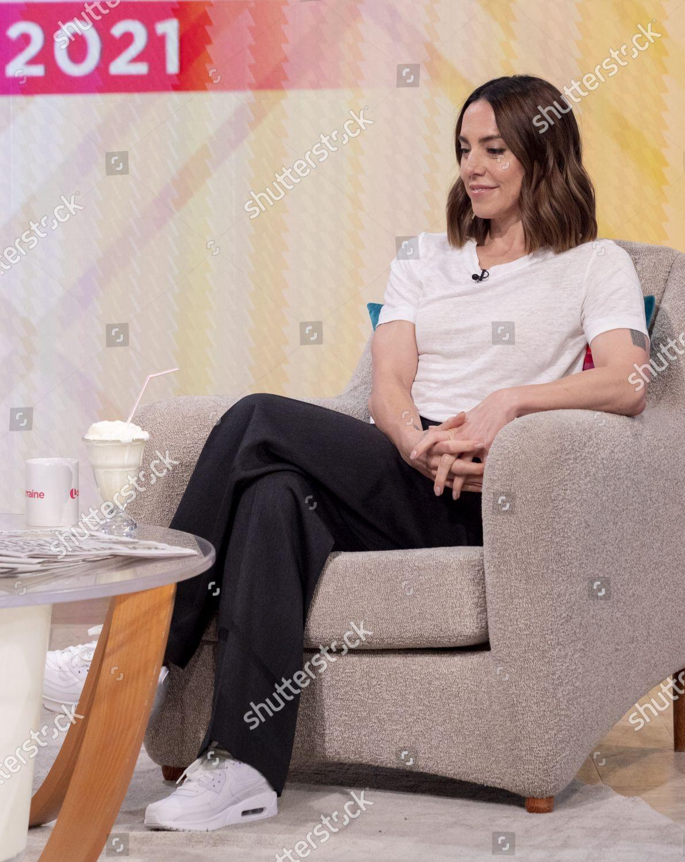 Stock photo of 'Lorraine' TV show, London, UK - 21 Jul 2021